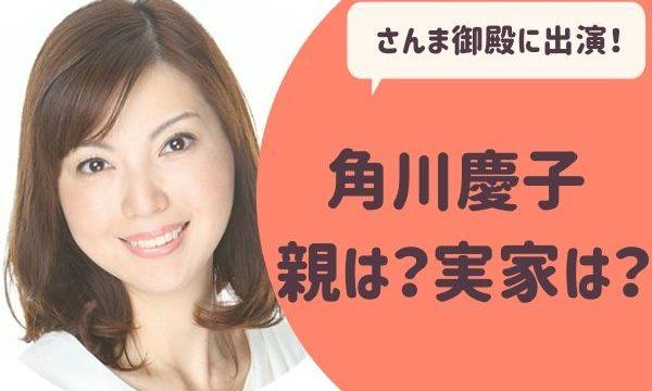 角川慶子の紹介