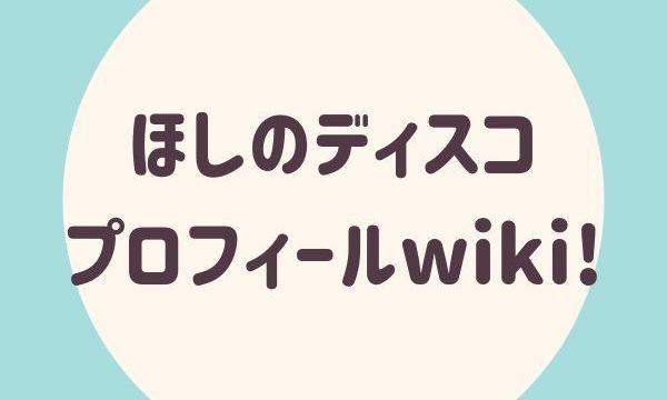 ほしのディスコプロフィールwiki