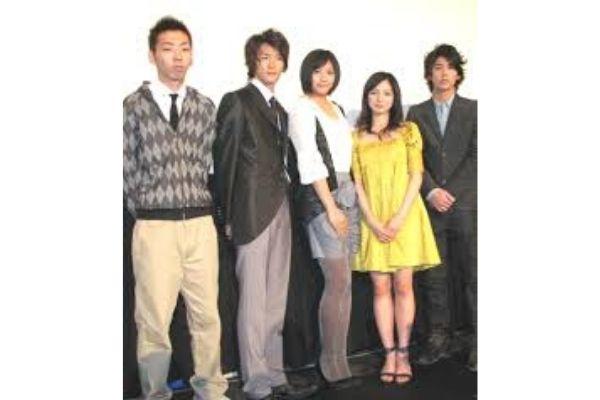 入来茉里(いりきまり)と柄本時生(えもとときお)共演「金魚の海」