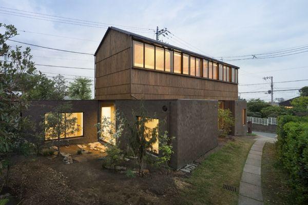 田根剛(たねつよし)「A HOUSE for OISO」