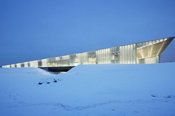 田根剛(たねつよし)プロフィールWikiエストニア国立博物館